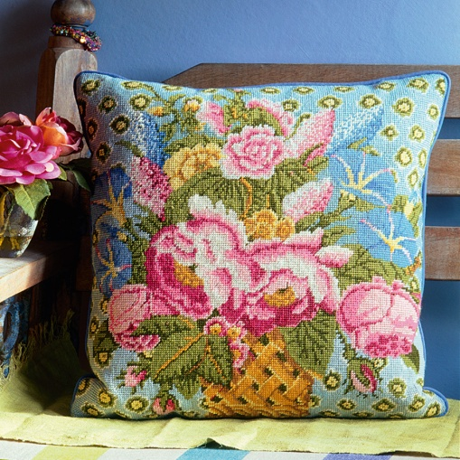 """Spring Bouquet"" by Fassett"