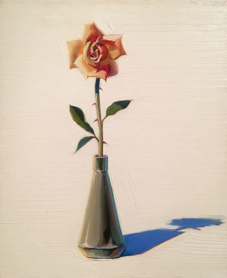 Salmon Rose, 1966