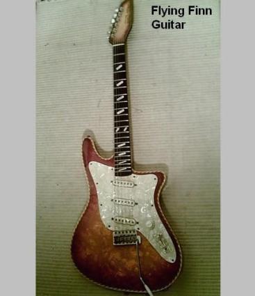 Flying Finn Guitar